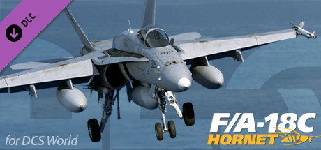 DCS: F/A-18C Hornet    The Hornet brings the first, true, multi-role fighter to the skies of DCS World with equally impressive air-to-surface and air-to-air capabilities. Whether you want to take off from the aircraft carrier somewhere in Persian Gulf or want to do one-on-one dogfight with SU-27, this plane won't let you down.  Amazing maneuverability, combined with somewhat shorter learning curve, make F-18C the most popular jet at the Lab.    Learn More