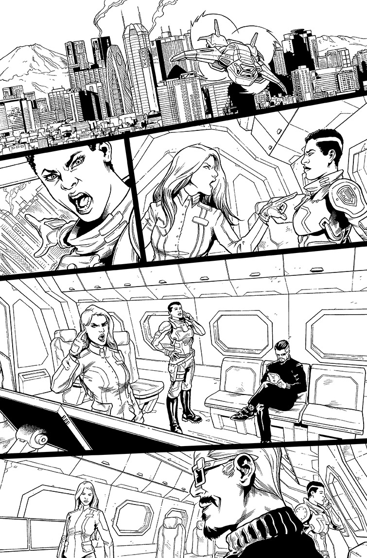 Transformers #36, Page 20<br />$100