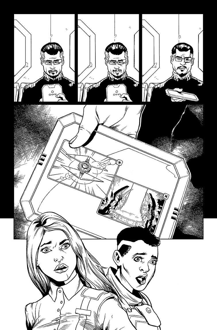 Transformers #36, Page 21<br />$100