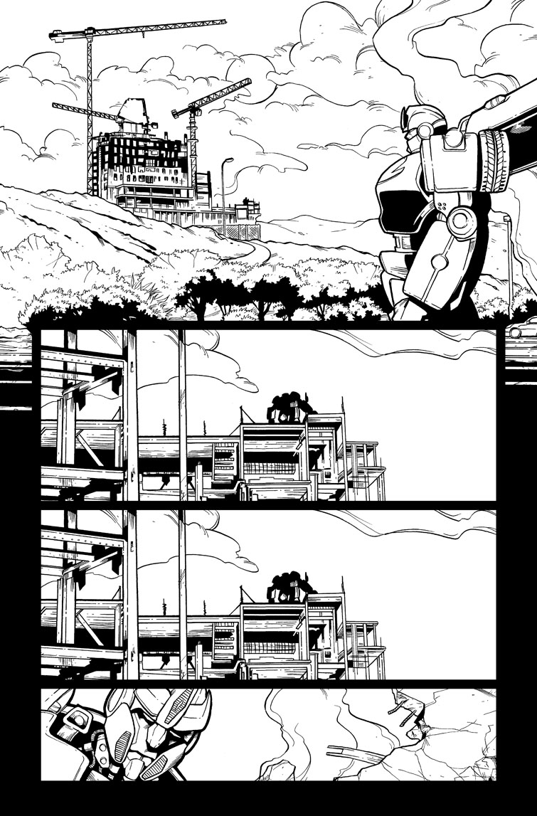 Transformers #27, Page 5<br />$75