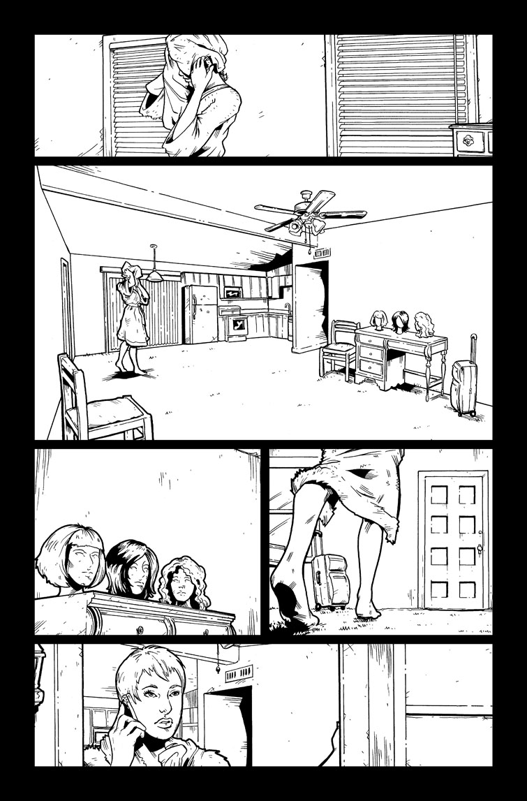 Transformers #27, Page 8<br />$50