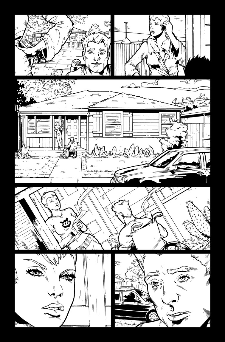 Transformers #27, Page 9<br />$50