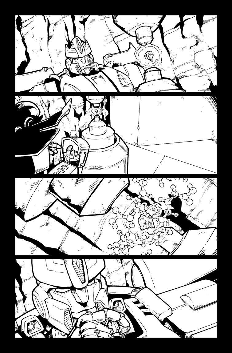 Transformers #27, Page 19<br />$75