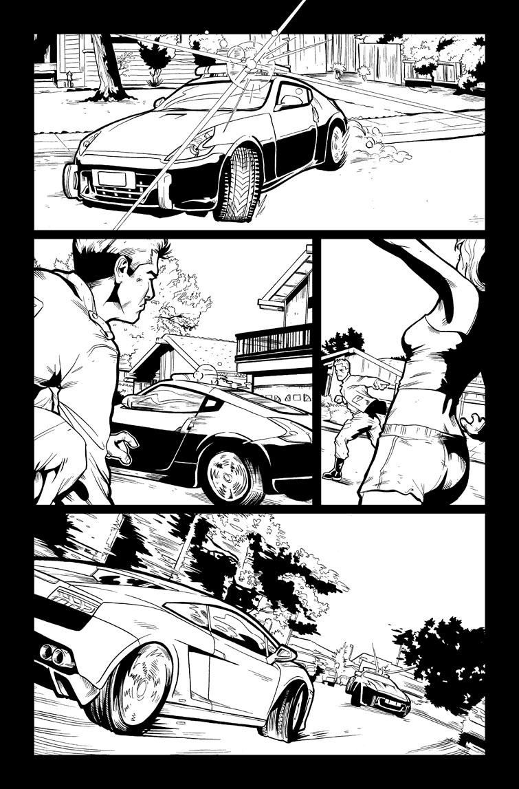 Transformers #25, Page 11<br />$50