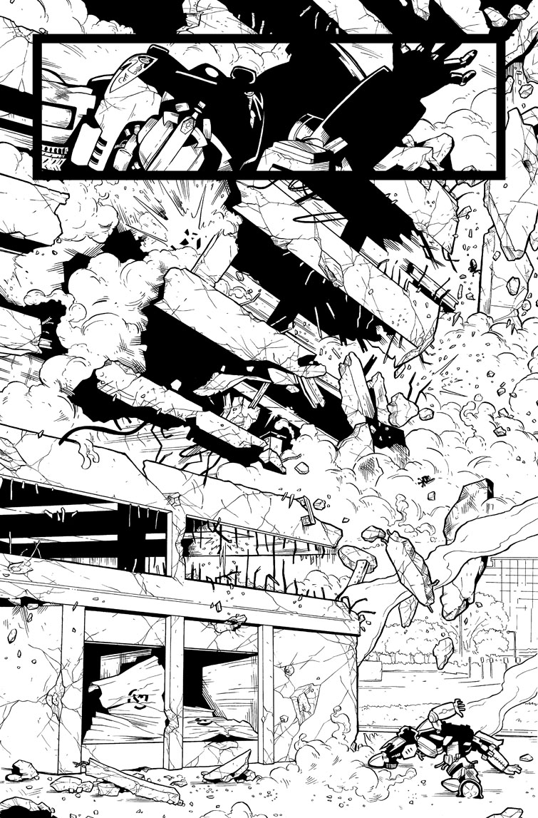 Transformers #25, Page 22<br />$75