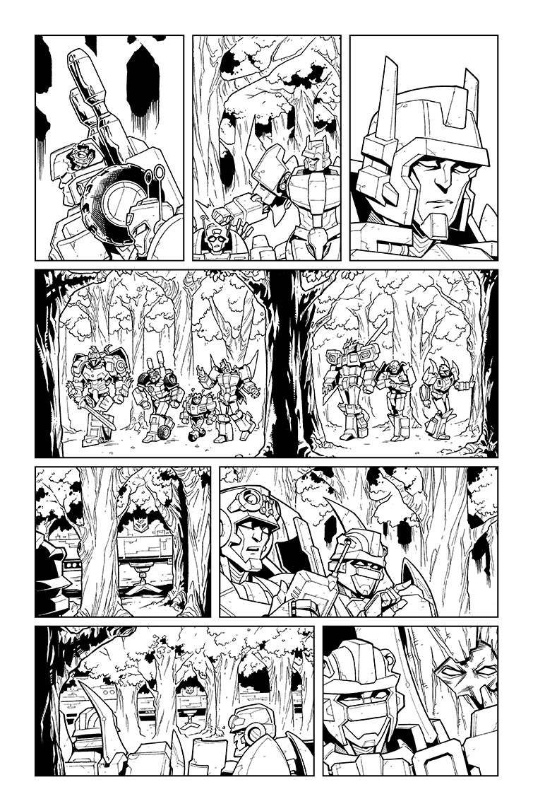 Lost Light #14, Page 10<br />$200