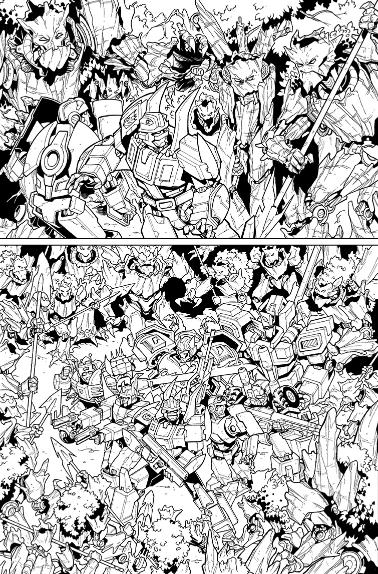 Lost Light #14, Page 11<br />$250