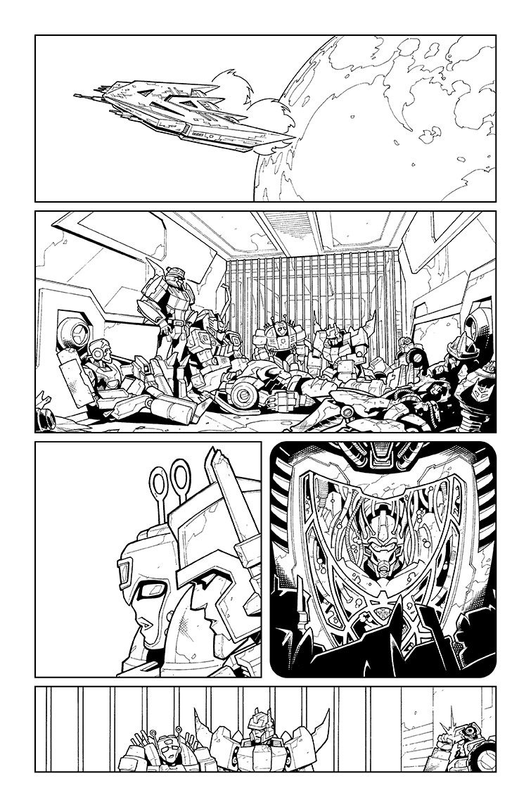 Lost Light #14, Page 15<br />$200