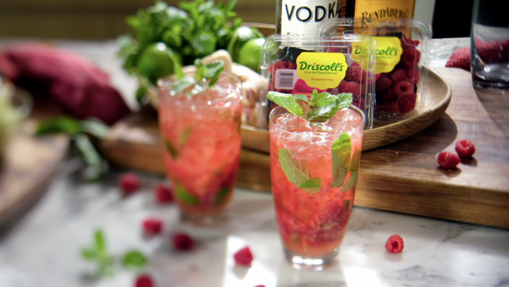 Richard's Raspberry Mule