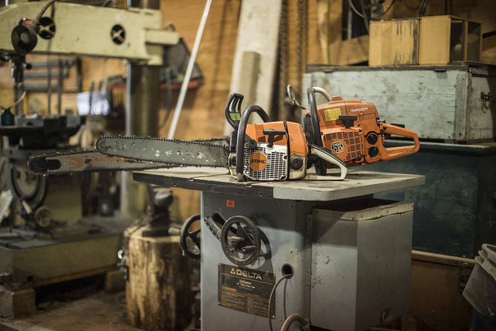 Telling   Story    of craftsmanship