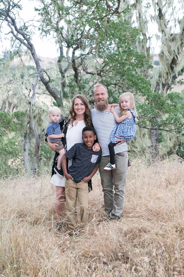 Brandon & Melissa Stiver - KINGDOM FAMILIES