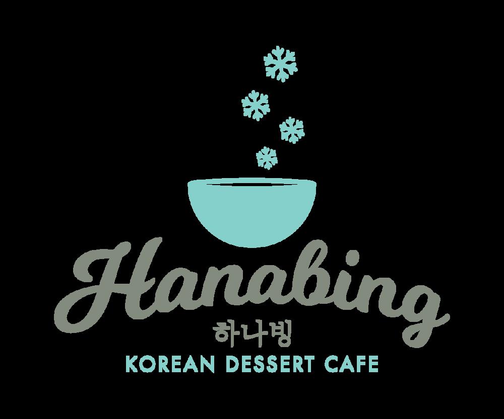 hanabing bingsu logo