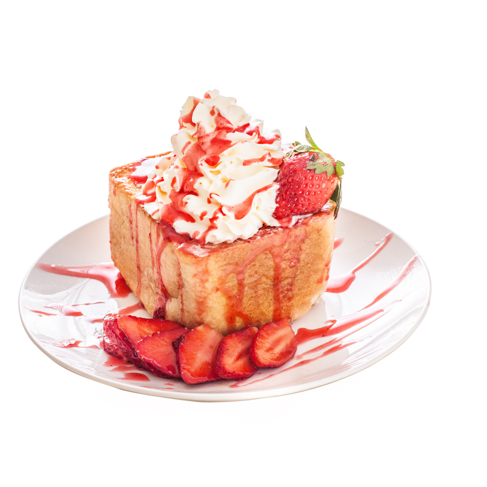 Strawberry Toast