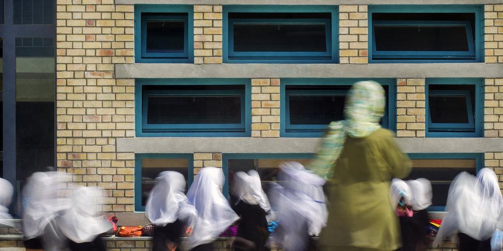 Goharkhatoon Girls School