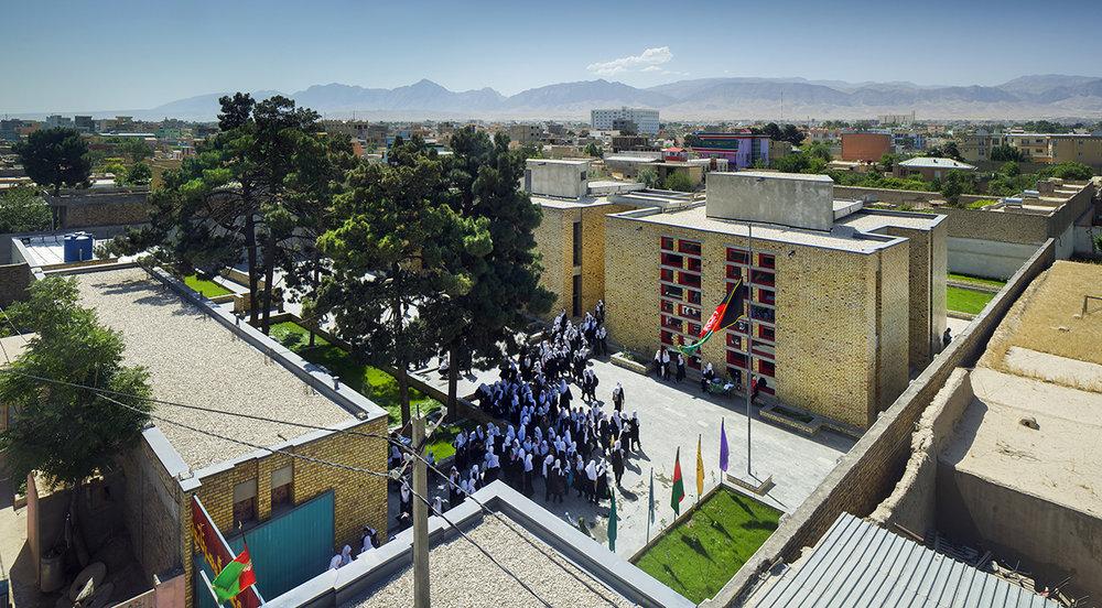 Goharkhatoon Girl School brideye@Nic Lehoux.jpg