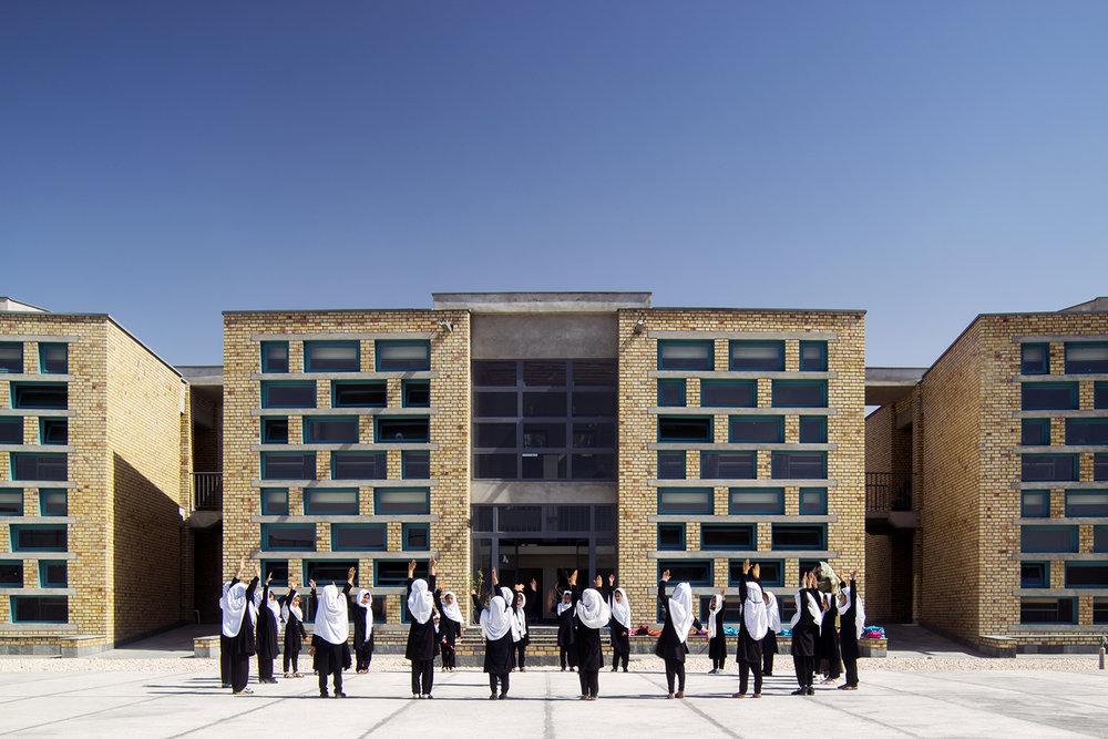 Goharkhatoon Girl School@Nic Lehoux.jpg