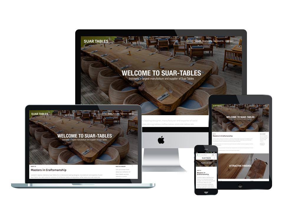 BRANDING - Website Design