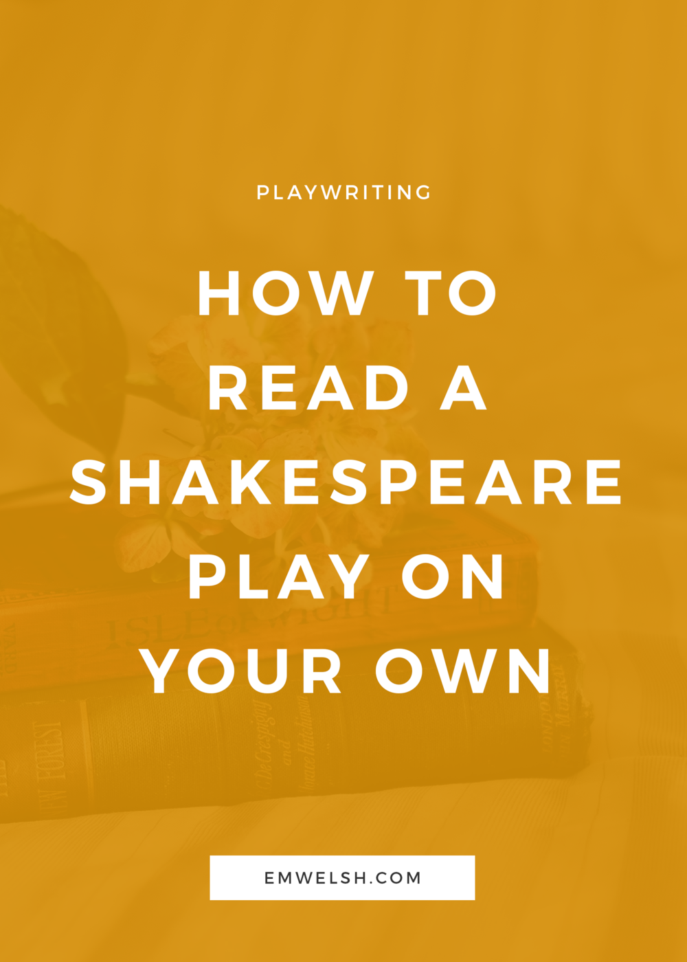 Read Shakespeare on Your Own