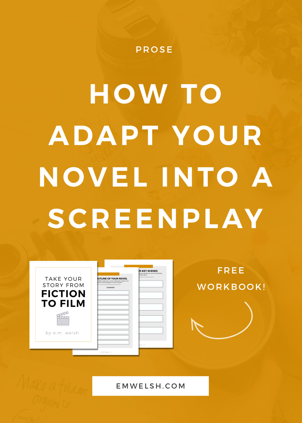 How to Adapt a Novel to a Movie
