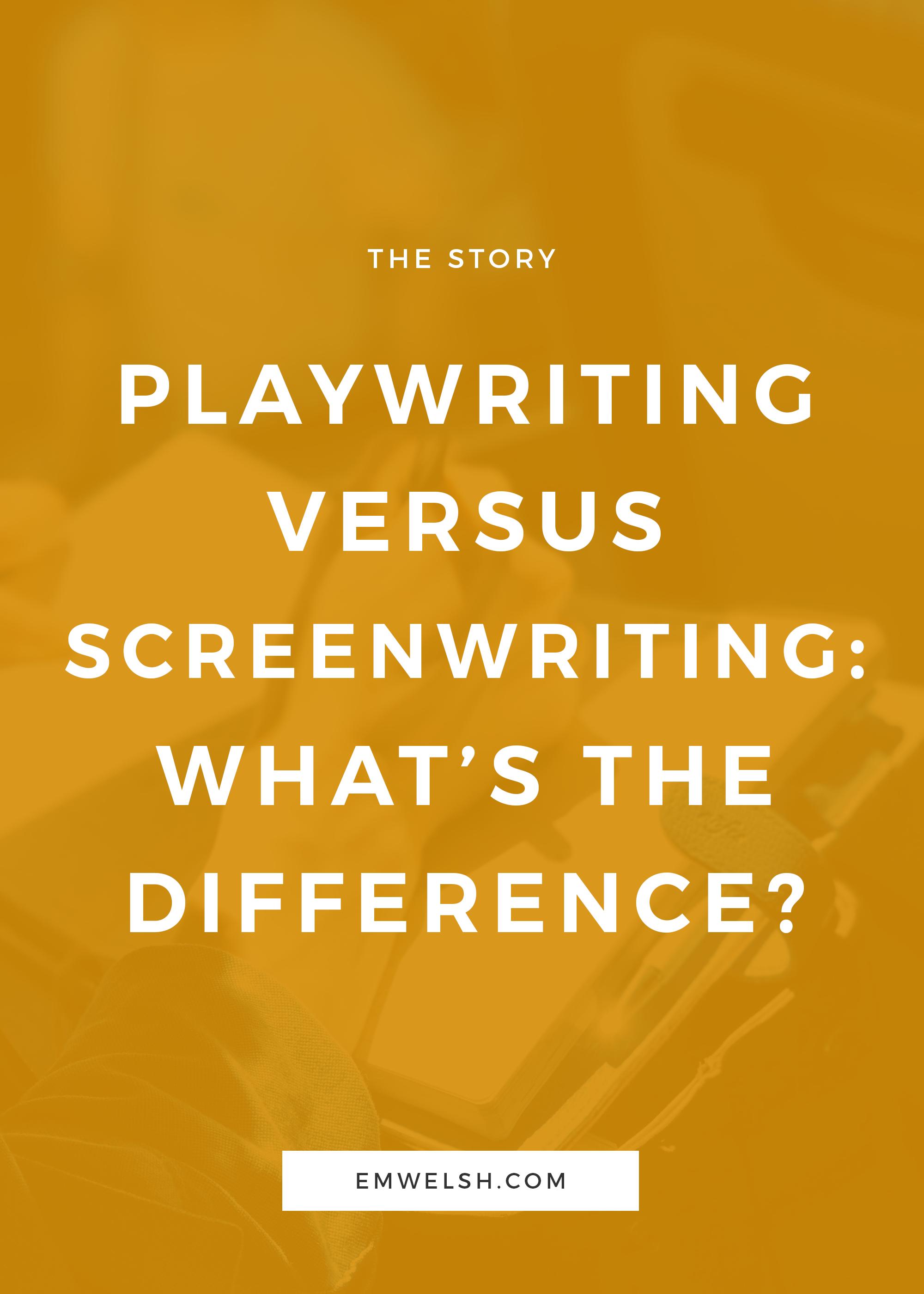 play writing