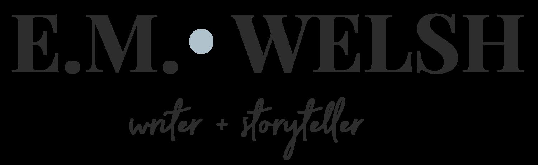 365 Story Ideas — E M  Welsh