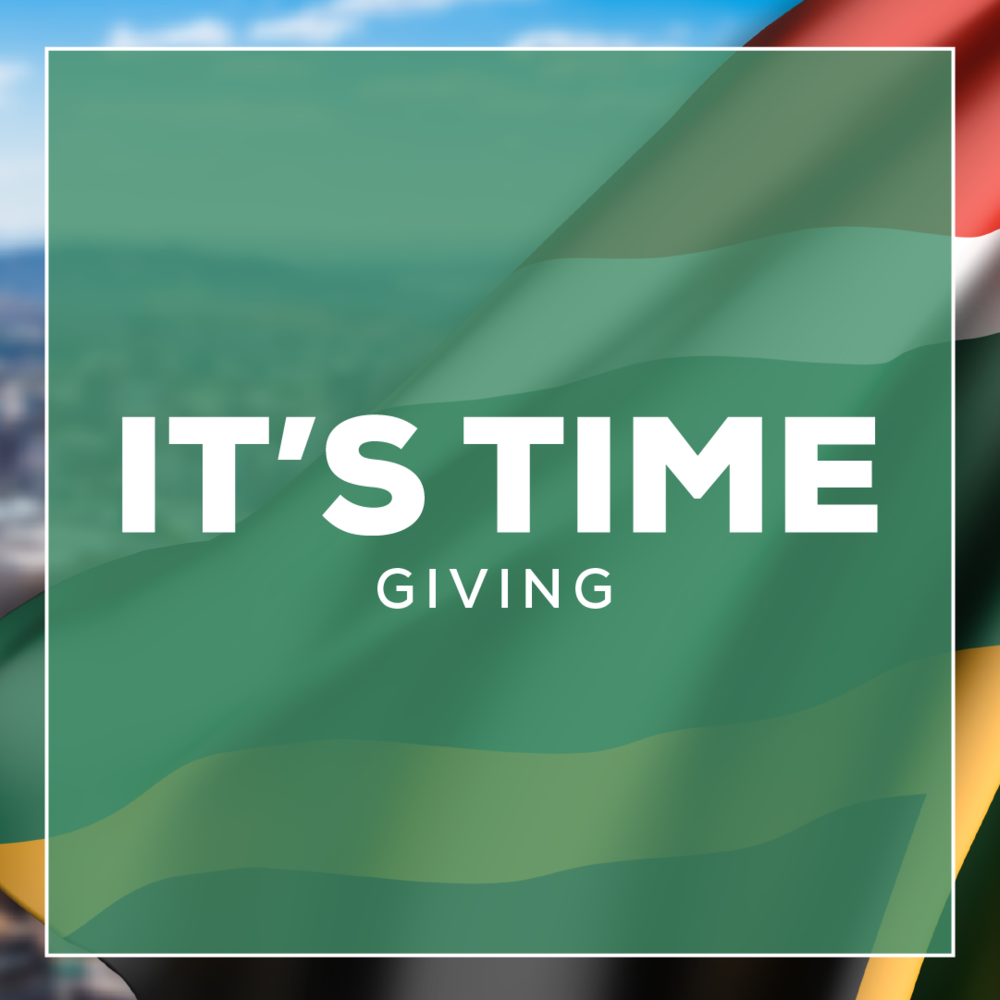 It's Time Giving