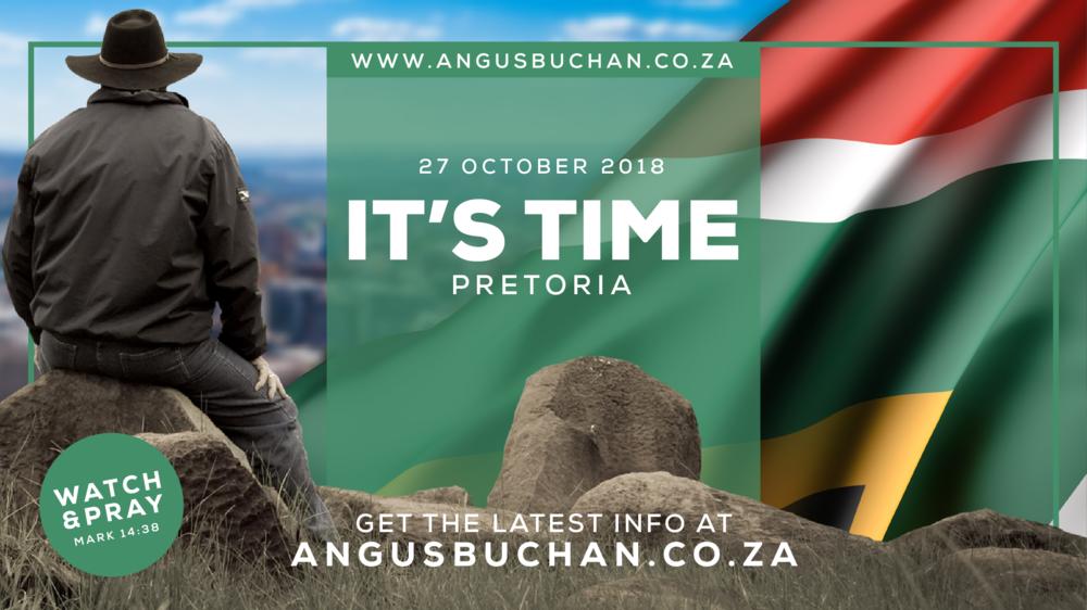 It's Time Pretoria