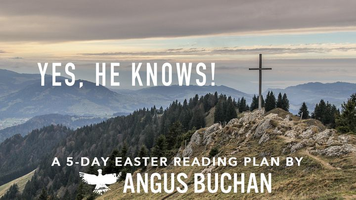 Easter Reading Plan - Angus Buchan