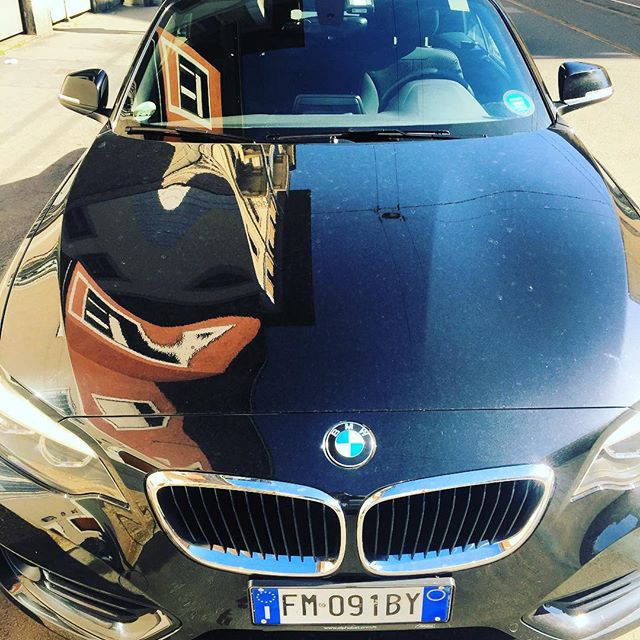 I love car sharing. #carsharing #bmw #drivenow @drivenow @drivenowita
