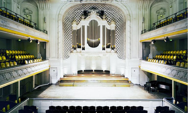 - Concours Des Grands AmateursFinal Round live performanceSalle Gaveau, Paris