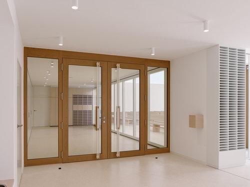 Sabo Architekten architecture commercial swen carlin