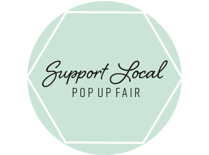 Support Local Pop Up