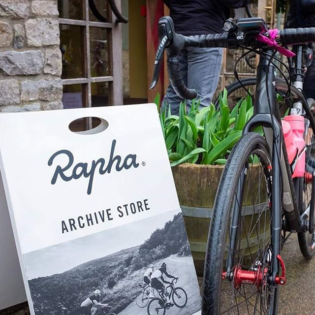 The @rapha archive store will be with us on Saturday 18th. If you want quality kit at a bargain price, pop down and see them on their stall. 🚴  Pedal weekend will be filled with RIDES / ROLLAPALUZA / TALKS / PHOTOGRAPHY / MASSAGE / BIKES / FILMS / YOGA / PRIZES / COFFEE and much much more... ☀️ #rideculturepedal #bristol #bristolcycling #bristolevents #visitbristol #bristol247 #foreverpedalling #dasradklub #goodvibesandbikerides #cycling #southwestisbest #cyclinglifestyle #igersbristol #sustrans #betterbybike #fromwhereiride #rapha #raphaarchive