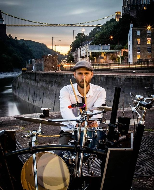 Dylan @mxng_stxmn will be bring funky beats and party vibes with his drum bike on Sunday at Pedal. 🚴🥁 Join us in celebrating why we ride bikes.  Sharing stories, equipment, films, photography, adventures, bikes, music and friends.  Bristol. 17-19th August 2018.  #rideculturepedal #bristol #bristolcycling #bristolevents #visitbristol #bristol247 #foreverpedalling #dasradklub #goodvibesandbikerides #cycling #southwestisbest #cyclinglifestyle #igersbristol #sustrans #betterbybike #fromwhereiride