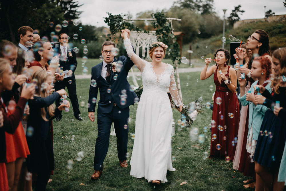wedding highlights film - – montage of the best parts of the wedding day – filming from morning till the first dance– price for the short video is 1 000 EUR