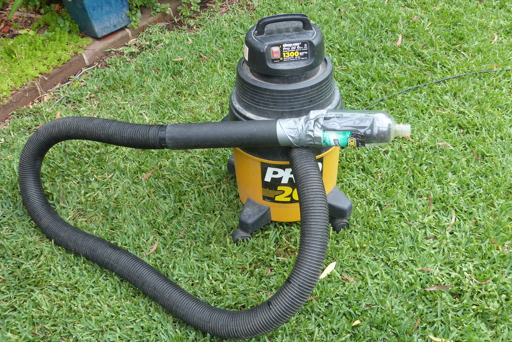 Modified Vacuum Cleaner