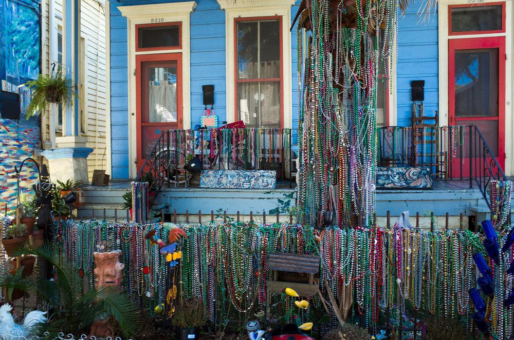 Mardi Gras House