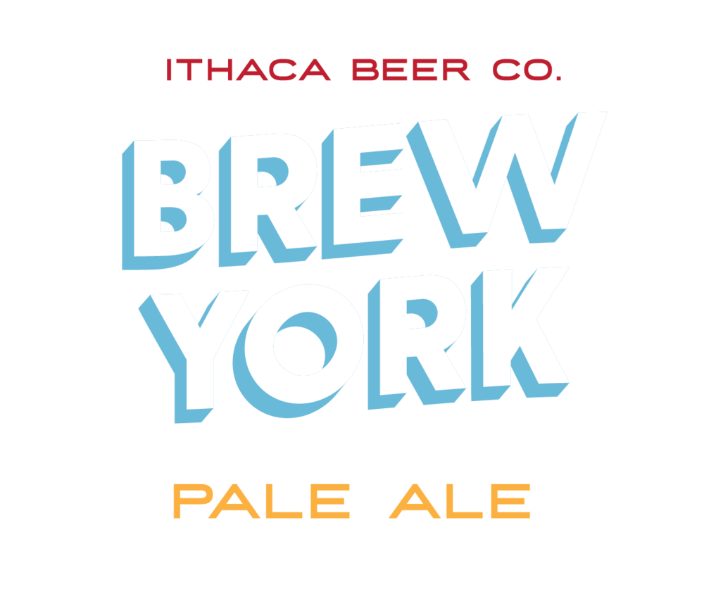 Ithaca Beer Co. Brew York Pale Ale