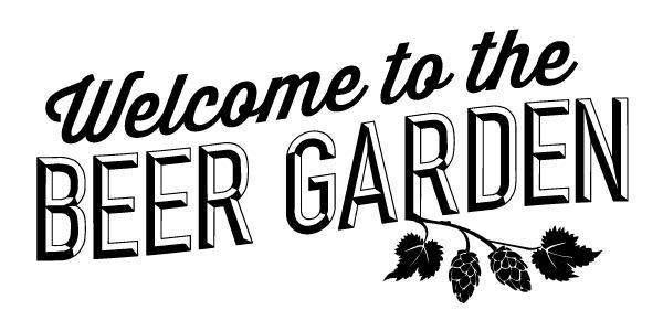 IBC Beer Garden logo