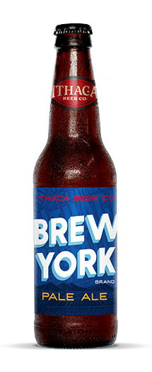 Brew York bottle