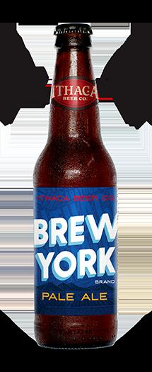 Brew York bottle