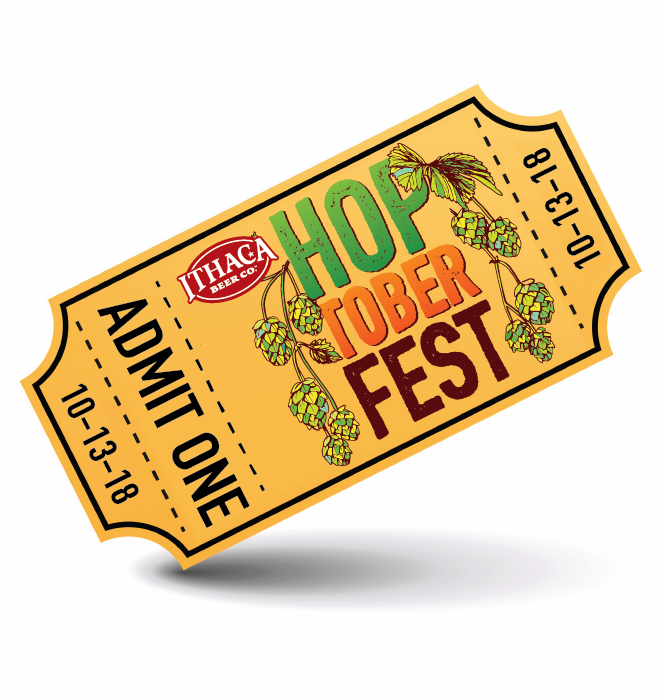 Hoptoberfest Ticket