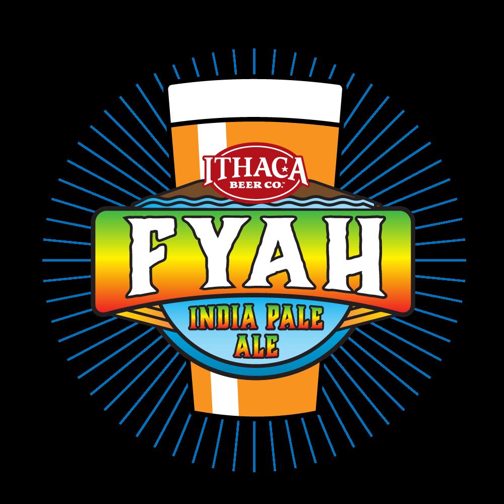 FYAH IPA logo