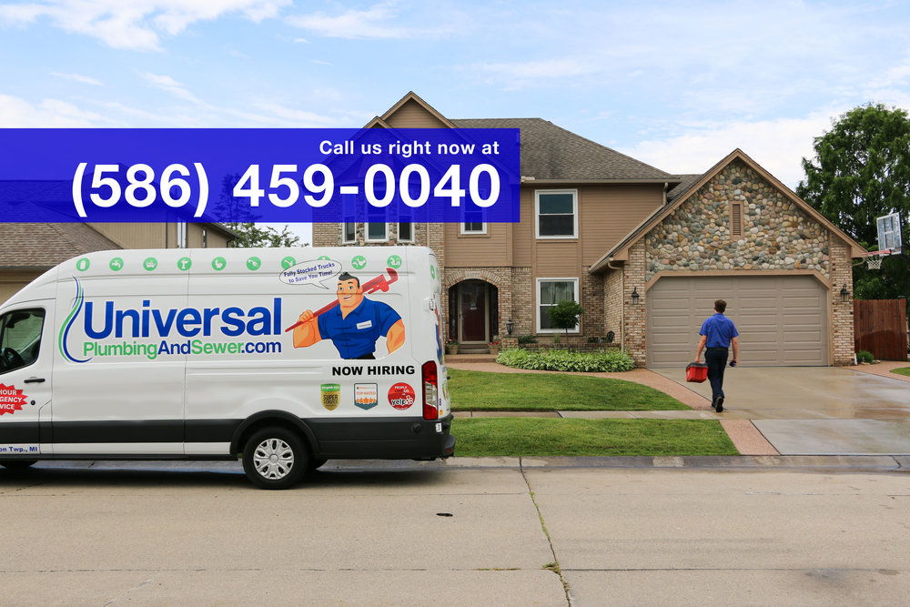 Need plumbing service?  We'd love to help you. - As a family-owned business, Universal Plumbing and Sewer, Inc. is proud to represent our community by providing excellent, award-winning service every time. Request Service >>We offer multiple financing options through GreenSky.See financing options >>