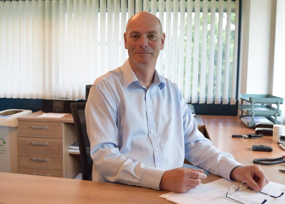 Alan Corker - Founder & Managing Director