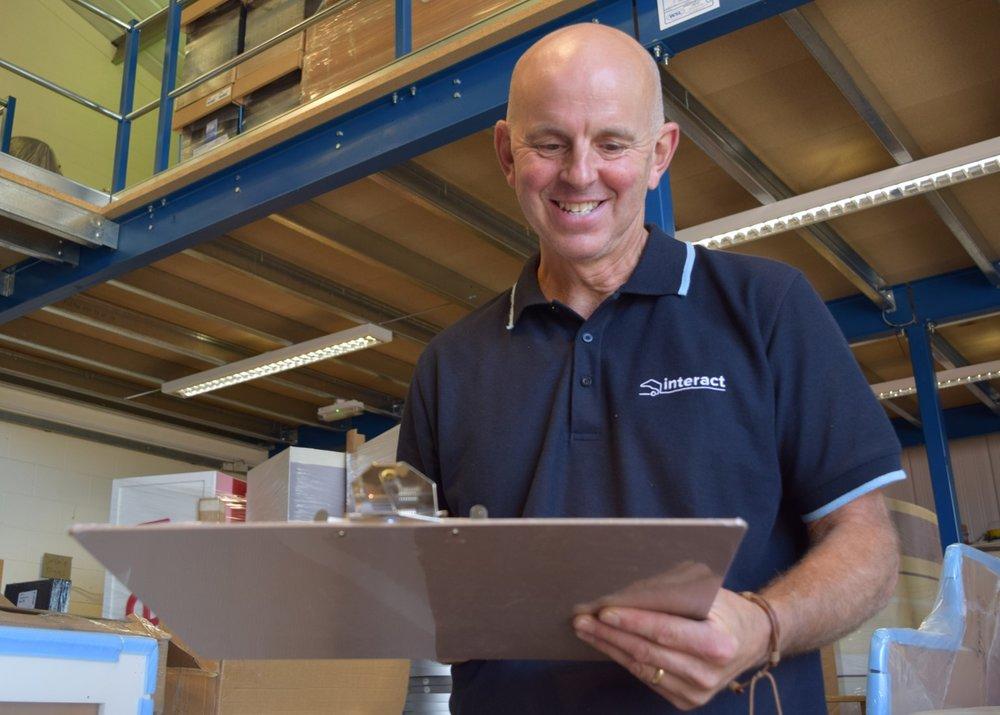 Craig (Des) Derry - Logistics Director