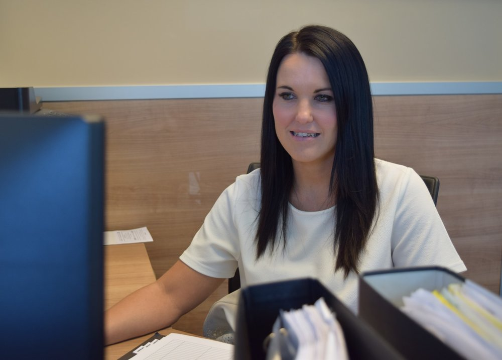 Helen Hall - Office Administration