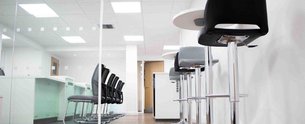 showroom interior design peugeot
