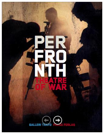 2009:  theatre of war / afg  Galleri trafo asker / NO