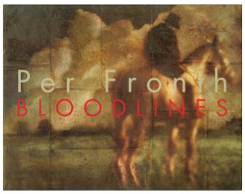 2000:  bloodlines  anderson stewart fine art london / UK